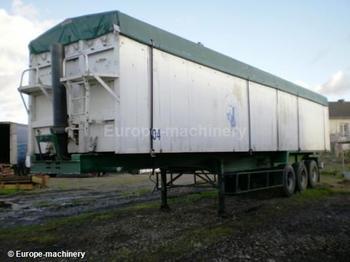 STAS  - tipper semi-trailer
