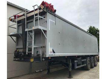 STAS 52M3 - tipper semi-trailer