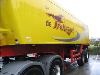 STAS KIPPER - tipper semi-trailer