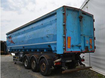 STAS S300CX 61m3 - tipper semi-trailer