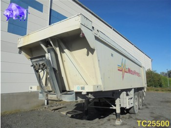 Samro Tipper - tipper semi-trailer