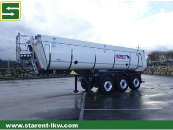 Ημιρυμουλκούμενος ανατρεπόμενο Schmitz Cargobull 3 Achs Kipper, Thermo-Stahlmulde SKI24,Liftachse