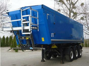 Tipper semi-trailer Schmitz Cargobull GOTHA SKI 24 SL 7.2 ALU Kipper Auflieger 36m3