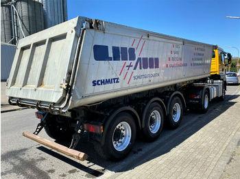 Tipper semi-trailer Schmitz Cargobull Gotha SKI24-7,2 Kipper Liftachse