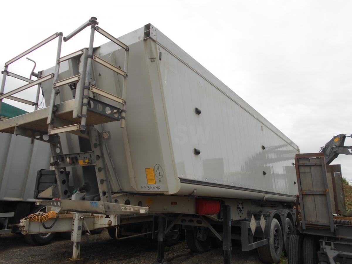 tipper semi-trailer Schmitz Cargobull SGF S3