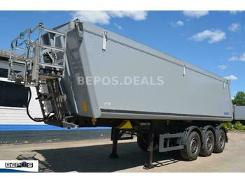 Tipper semi-trailer Schmitz Cargobull SKI 24SL 7.2 - Alukasten 40m3