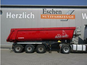 Ημιρυμουλκούμενος ανατρεπόμενο Schmitz Cargobull SKI 24, 24m³ Hardox, Luft/Lift, SAF