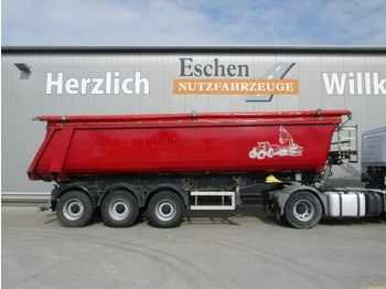 Tipper semi-trailer Schmitz Cargobull SKI 24, 31 m³ Hardox Mulde, Luft/Lift, SAF
