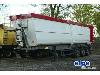 Schmitz Cargobull SKI 24 SL 10.5, Schrott-Stahl mit 58m³, Luft  - tipper semi-trailer