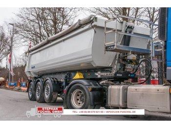 Tipper semi-trailer Schmitz Cargobull SKi 24 SL 7.2 Liftachse
