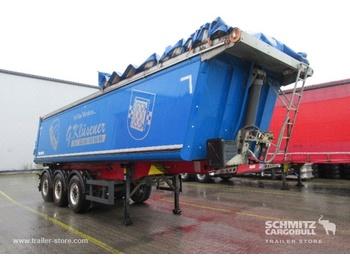 Tipper semi-trailer Schmitz Cargobull Tipper Alu-square sided body