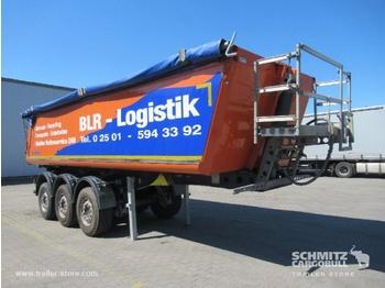 Tipper semi-trailer Schmitz Cargobull Tipper Alu-square sided body 27m³