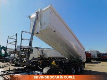 Schmitz Sgfs3 - tipper semi-trailer
