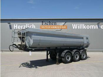 Tipper semi-trailer Schwarzmüller 25m³ Hardoxmulde, Luft/Lift, BPW