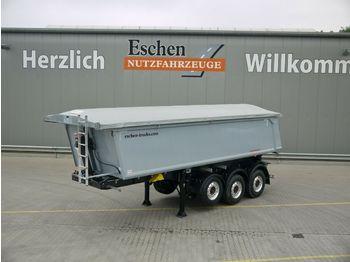 Tipper semi-trailer Schwarzmüller 3-Achs 25 m³ Alu Kastenmulde,elektr. Funkverdeck