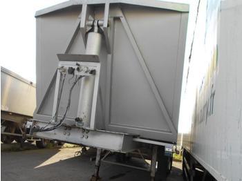 Tipper semi-trailer Socari