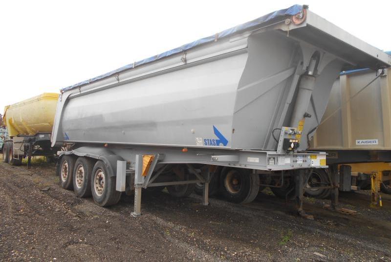 tipper semi-trailer Stas