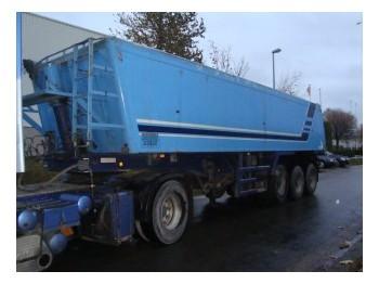 Stas 0-38/3FAK - tipper semi-trailer