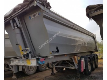 Tipper semi-trailer Stas Bx TPX