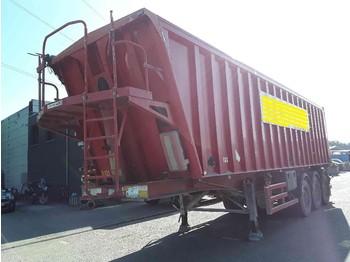 Tipper semi-trailer Stas Oplegger