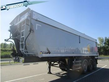 Tipper semi-trailer Stas S300CX 30kub
