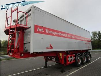Tipper semi-trailer Stas S300CX 45M3: picture 1