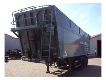 Stas SA33GK - tipper semi-trailer