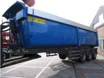 Stas SA343K - tipper semi-trailer