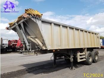 Stas Tipper - tipper semi-trailer