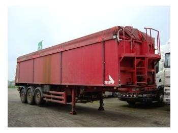 Stas kipper 47,5m3 - tipper semi-trailer