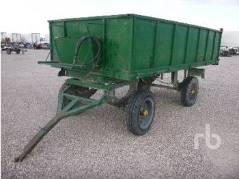 T/A - tipper semi-trailer