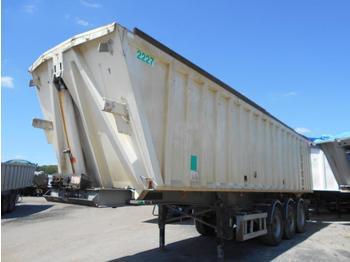 Trailor  - tipper semi-trailer