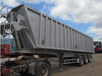 Tipper semi-trailer Trailor