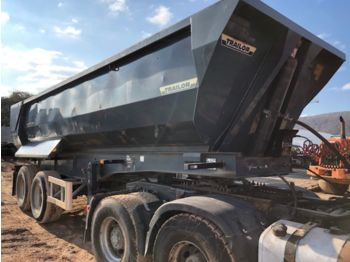 Tipper semi-trailer Trailor Kipper