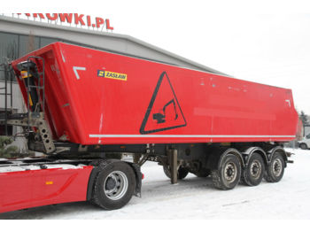 Tipper semi-trailer ZASLAW TRAILIS TIPPER SEMI-TRAILER D 653 A 35 m3 2018