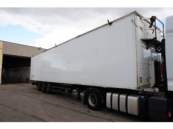 Schmitz SW 24 SL G Cargofloor 92m³ - walking floor semi-trailer