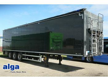 Ημιρυμουλκούμενος μεταφορική βουτσάς Carnehl CSS/AL, 92m³, 10mm Boden, Luft-Lift, Funk, TOP