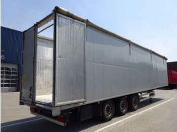 DIV. H&W HWDKSS38 93m3 - walking floor semi-trailer