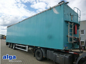 Knapen KOCF 100, 99m³, 6mm Boden, Rollplane, BPW-Achsen  - walking floor semi-trailer