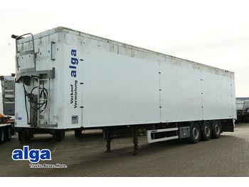 Ημιρυμουλκούμενος μεταφορική βουτσάς Knapen K 100, 92m³, Plane, Podest, 10mm Boden, SAF: φωτογραφία 1