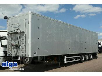 Ημιρυμουλκούμενος μεταφορική βουτσάς Knapen K 200, 92m³, cargo-Floor 10mm Boden, Funk, Lift