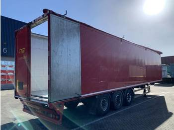 Ημιρυμουλκούμενος μεταφορική βουτσάς Knapen Trailers K100 - 92m3