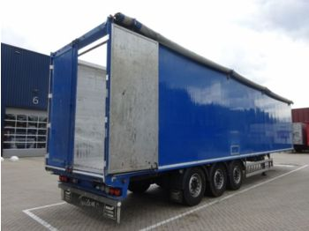 Knapen Trailers K100 92m3 - walking floor semi-trailer