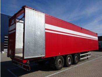 Knapen Trailers K200 87m3 - walking floor semi-trailer