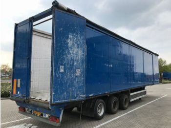 Knapen Trailers K502 88m3 - walking floor semi-trailer