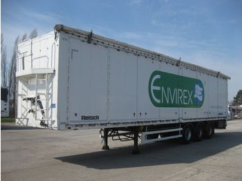 Walking floor semi-trailer REISCH RSBS 35/24 PV tříosý
