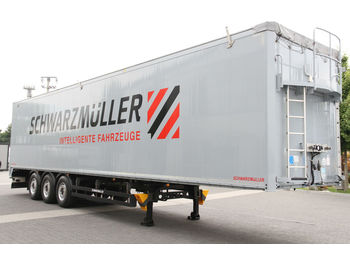 SCHWARZMÜLLER S1 J-SERIE - walking floor semi-trailer