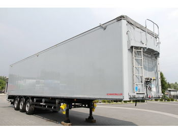 SCHWARZMÜLLER WALKING FLOOR S1 J-SERIE - walking floor semi-trailer