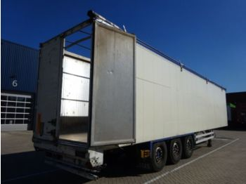 Stas SZ336V - walking floor semi-trailer