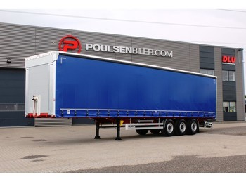 Semireboque toldo Hangler XL-approved curtain sider